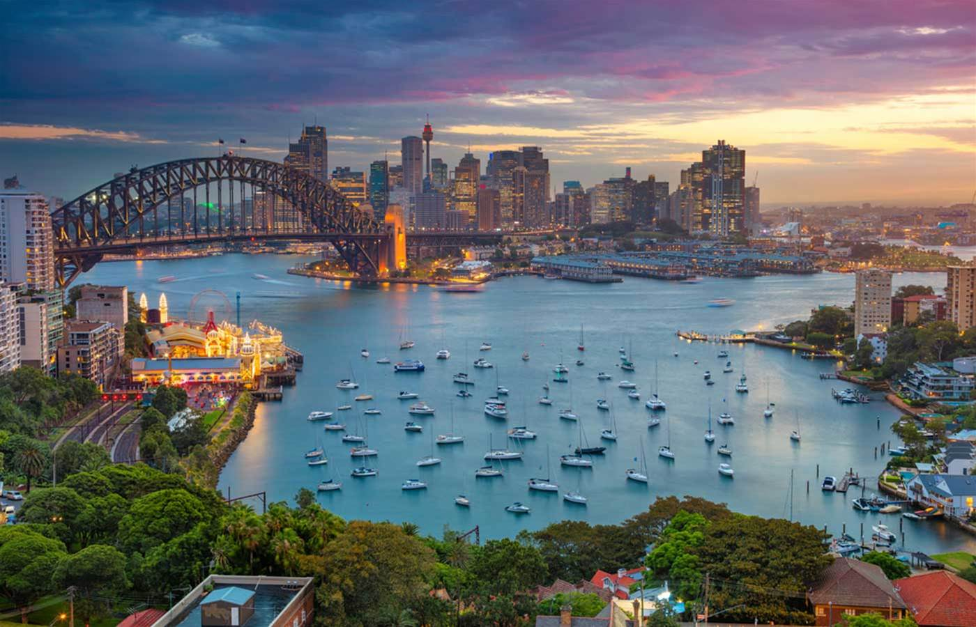 UK startups tour Sydney for smart city education