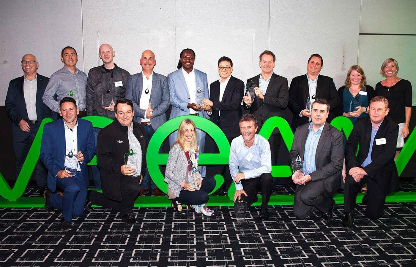 Veeam names Telstra, Ingram Micro, Vintek, Blue Apache among its top Australian partners at awards night in Sydney