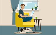How Aussie MSPs handle working from home