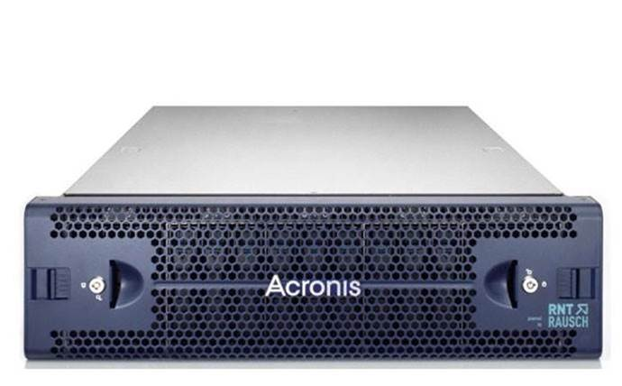 Acronis slips into the hyperconverged infrastructure market