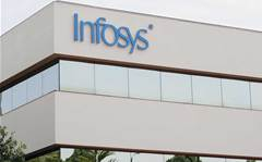 Infosys taps Capgemini exec as new chief executive