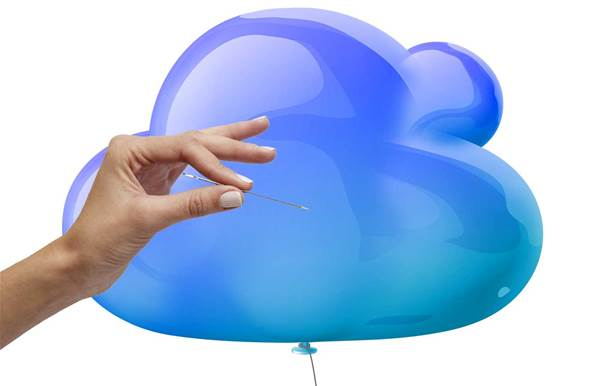 How big can hyperscale cloud providers Microsoft, Amazon and Google get?