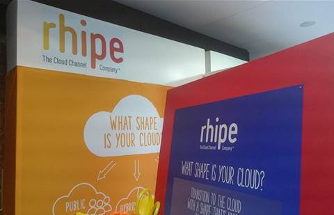 Rhipe chairman Mike Hill steps down, Gary Cox steps in