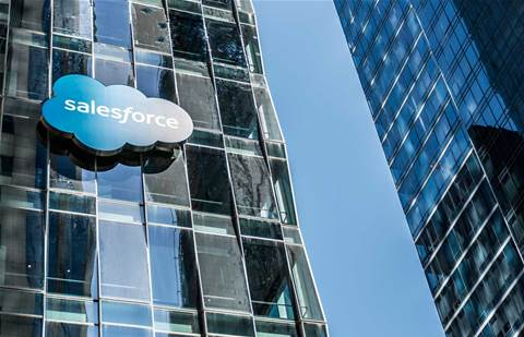Salesforce to buy US$100m in Dropbox shares post-IPO