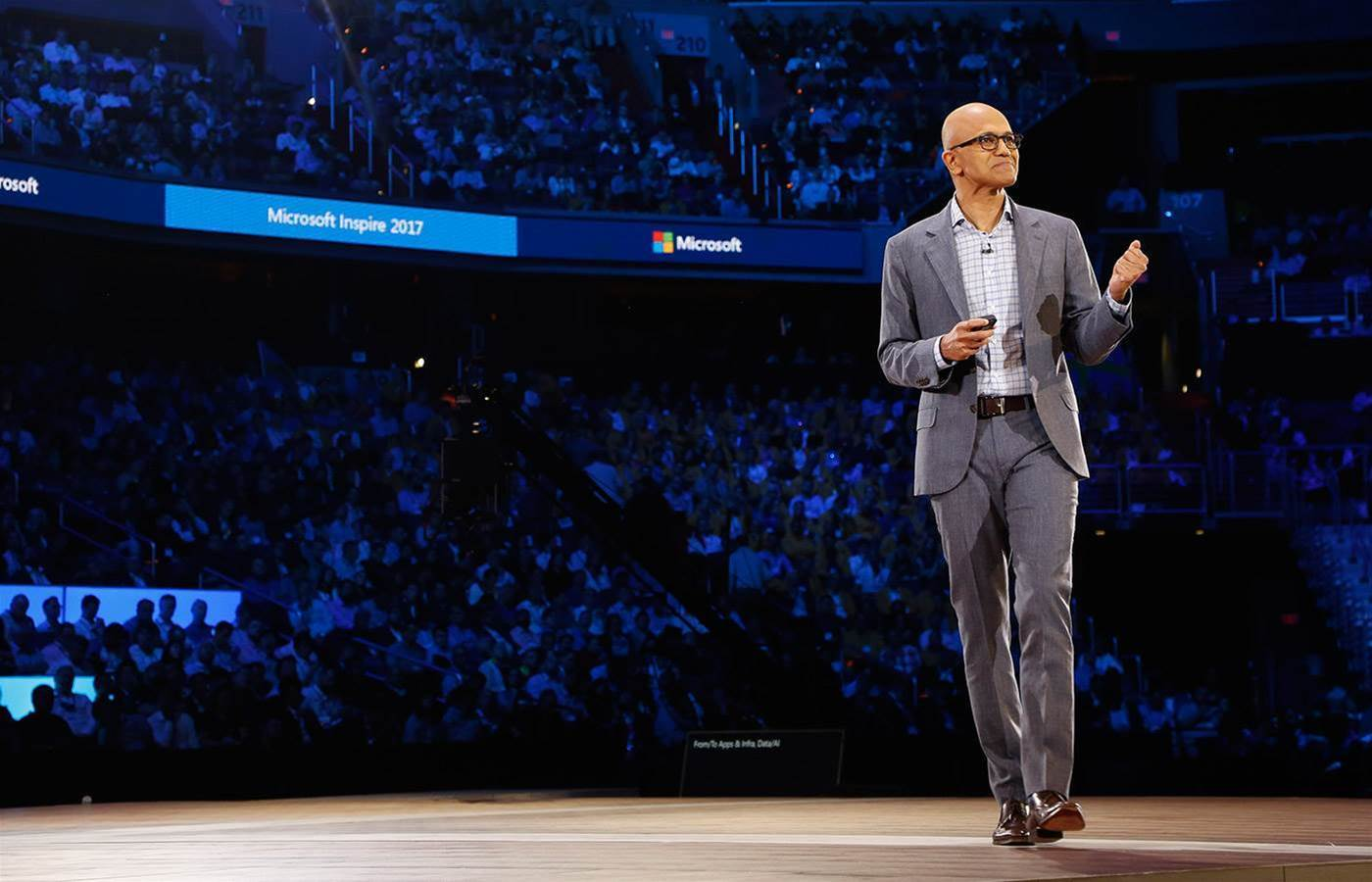 Microsoft names Telstra and Melbourne IT among world's first new Azure experts