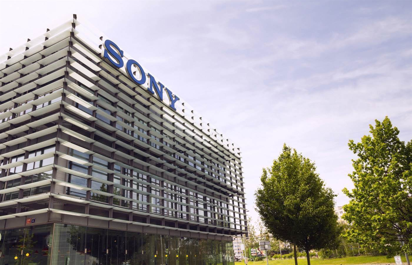 Sony stock perks up after first share buyback announcement