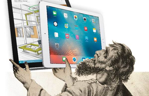 Why tablets will take over PCs and laptops