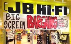 JB Hi-Fi revenue up $1 billion in half-year 2018
