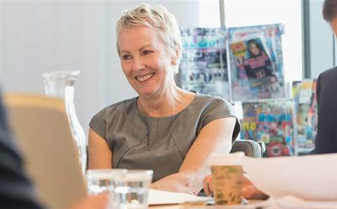 SAP appoints former Oracle channel chief Patricia Nance to APAC role
