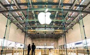 Thieves steal $9 million of Apple products