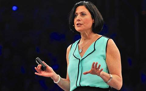 Microsoft global channel chief Gavriella Schuster touts Azure allure