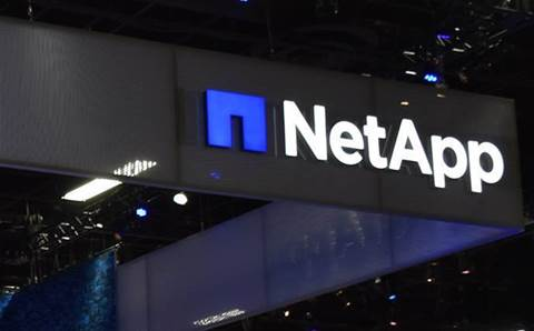 NetApp reports strong cloud, cloud data services, all-flash storage sales