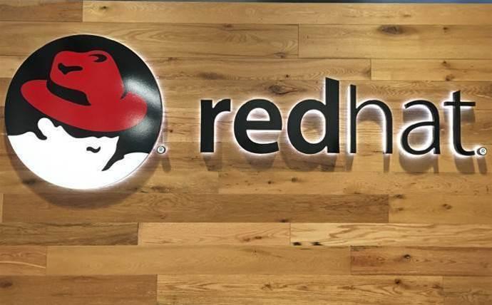 Red Hat shares jump, IBM sinks on cloud mega-merger