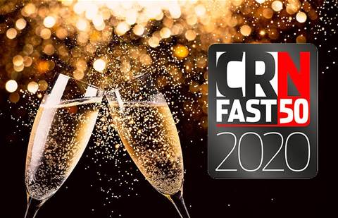The CRN Fast50 2020 is here!