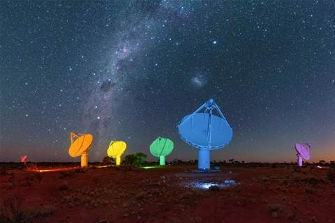 Designs for Square Kilometre Array's supercomputer completed