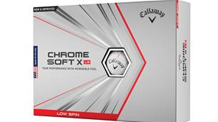 Callaway expands Chrome Soft family with X LS