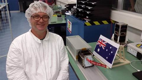 Sydney Uni partners with Japanese start-up to launch CubeSats