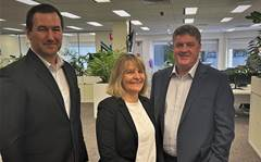 Nexion bolsters C-suite with three new execs
