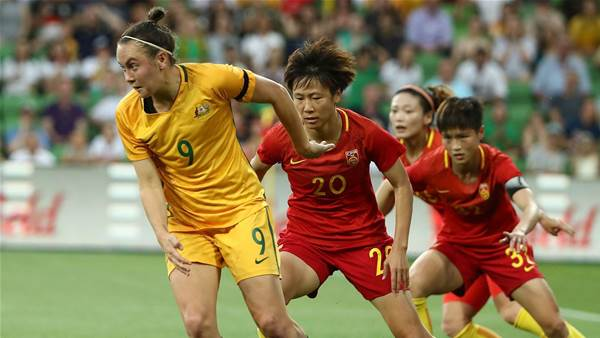 Foord: Matildas just wanna have fun!
