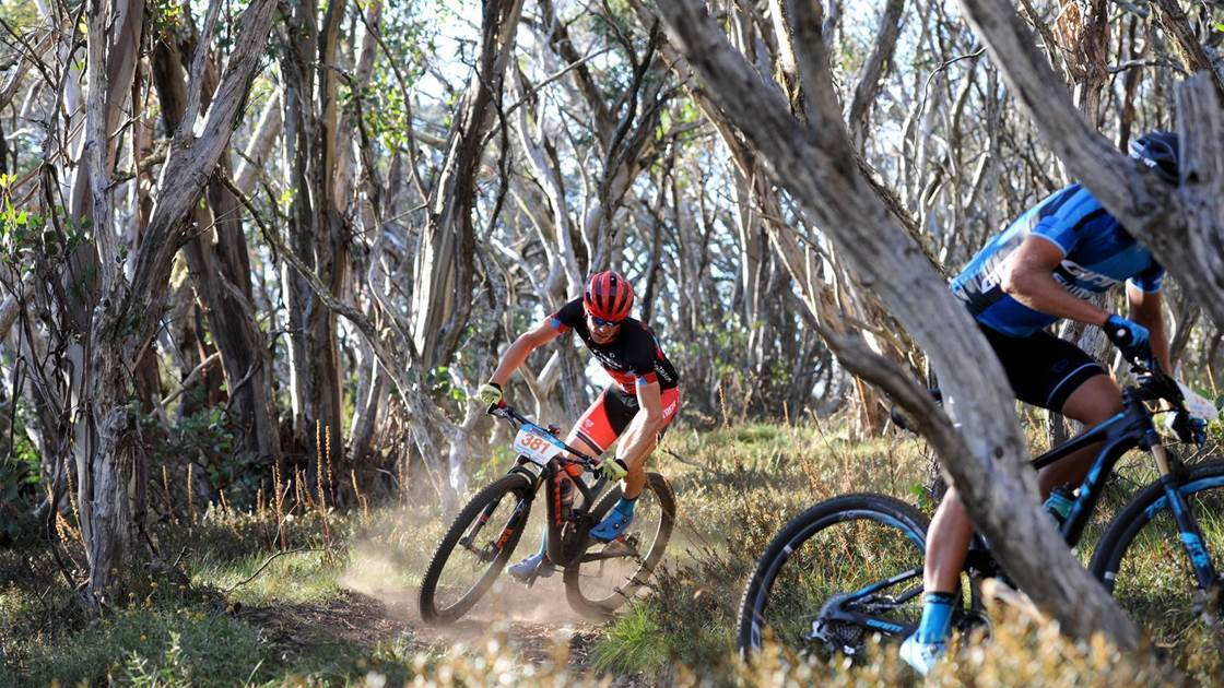 Stonefly circuit tests the best at Shimano Bike Buller