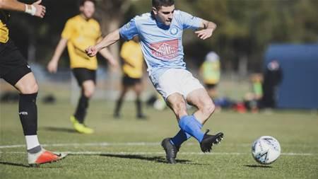 Canberra's Brazil-inspired teenage striker eyes A-League chance