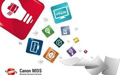 Canon expands its managed document services