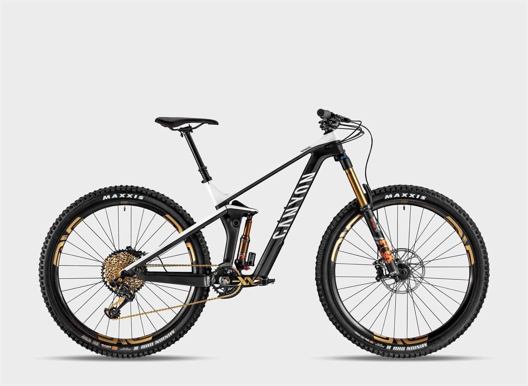 Canyon Strive rolls out in 29""