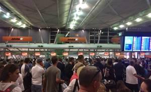 IT failure brings Sydney Airport terminals to a halt