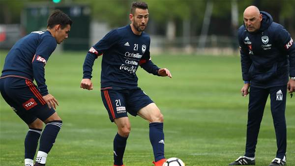 Squad has 'strong belief' in Muscat - Valeri