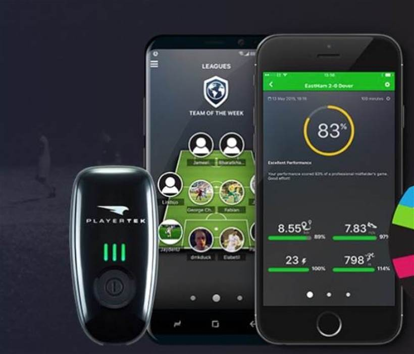 Catapult wants to track your local soccer team