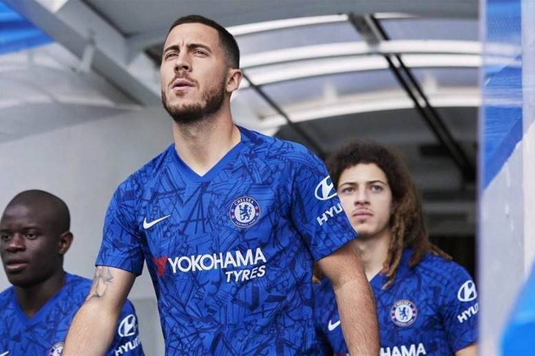 Chelsea's Stamford Bridge-inspired strip for the 2019/20 season!