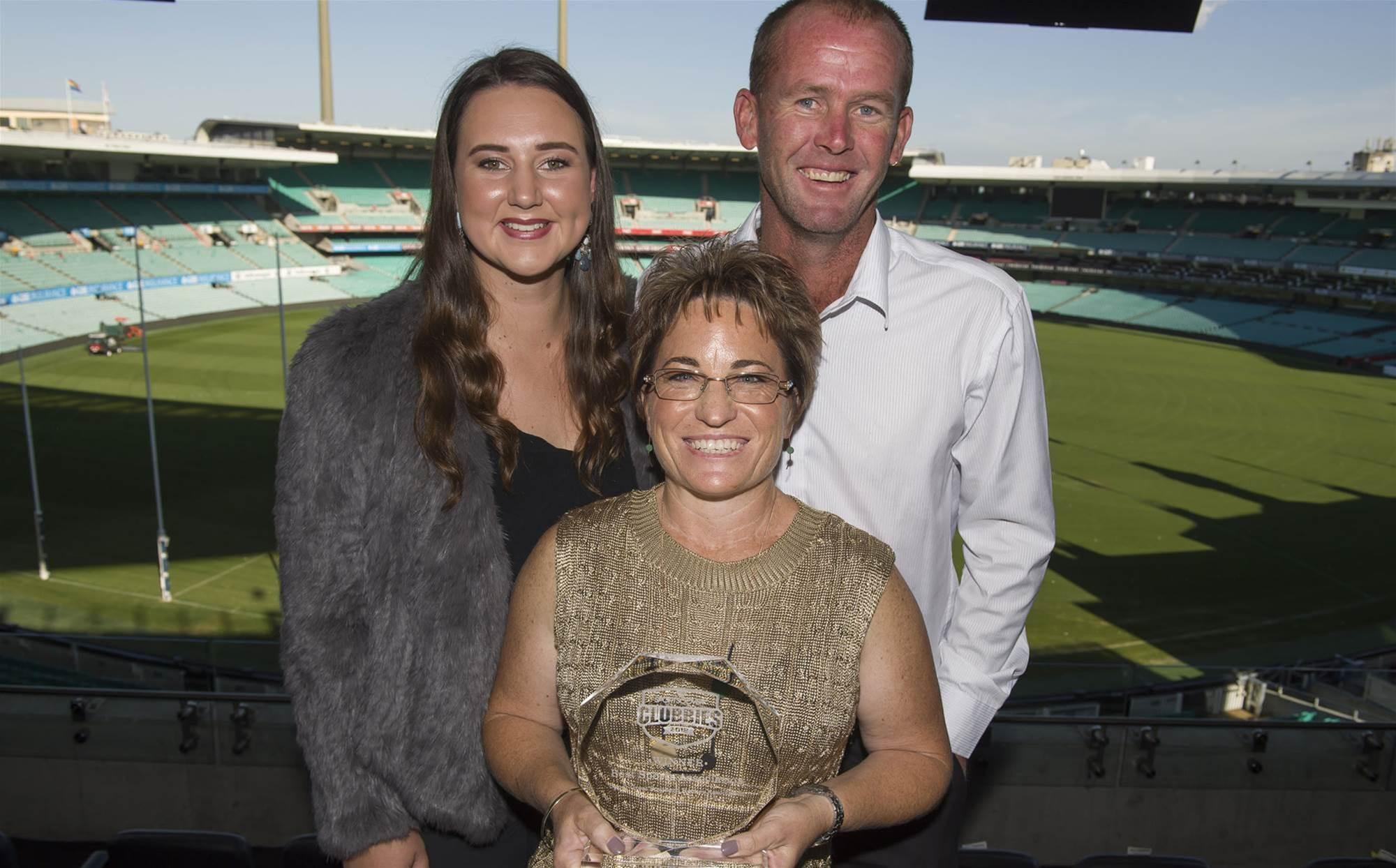 Clubbies winners enjoy PR hit