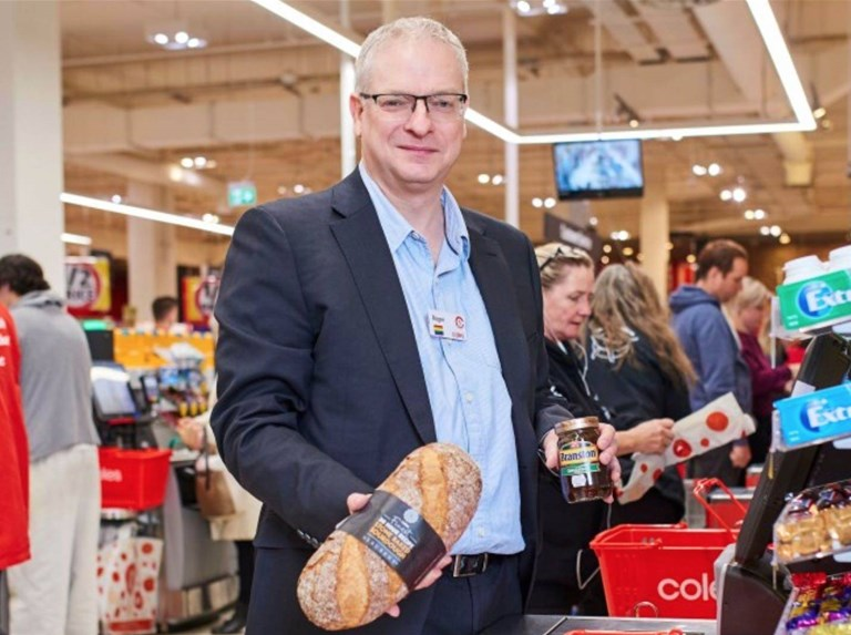 Coles trains machine vision to identify out-of-stock items