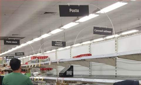 Coles online sales growth halved by COVID-19 shutdown