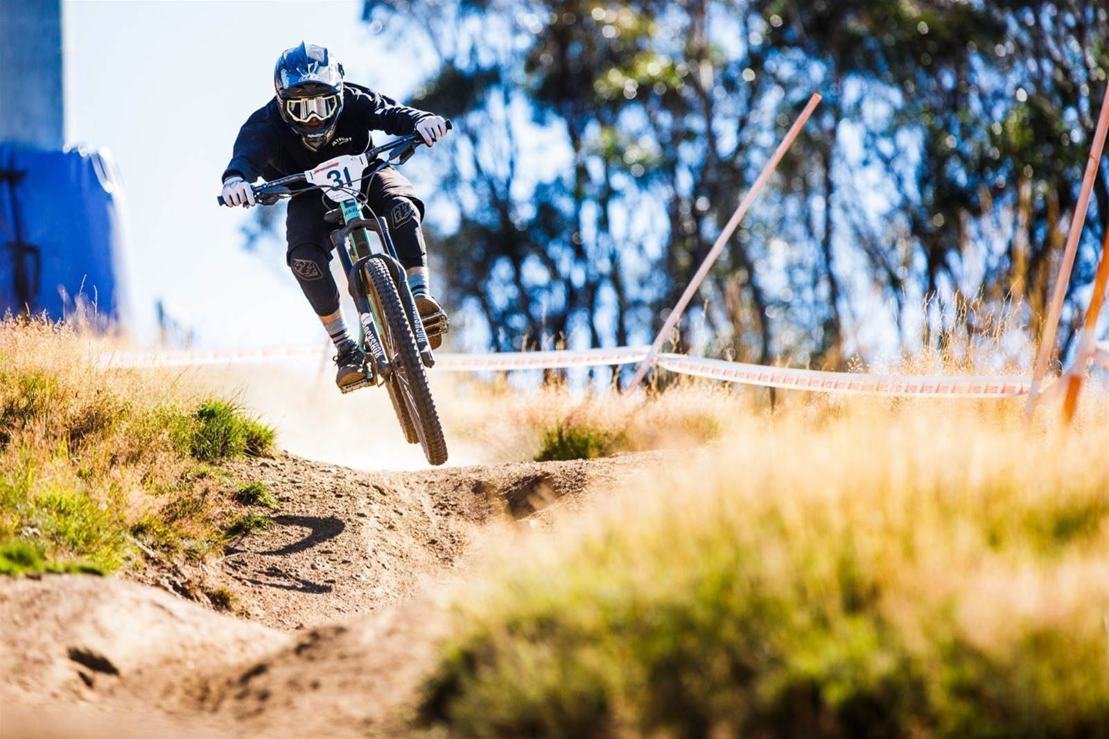 Record breaking Thredbo Super Enduro