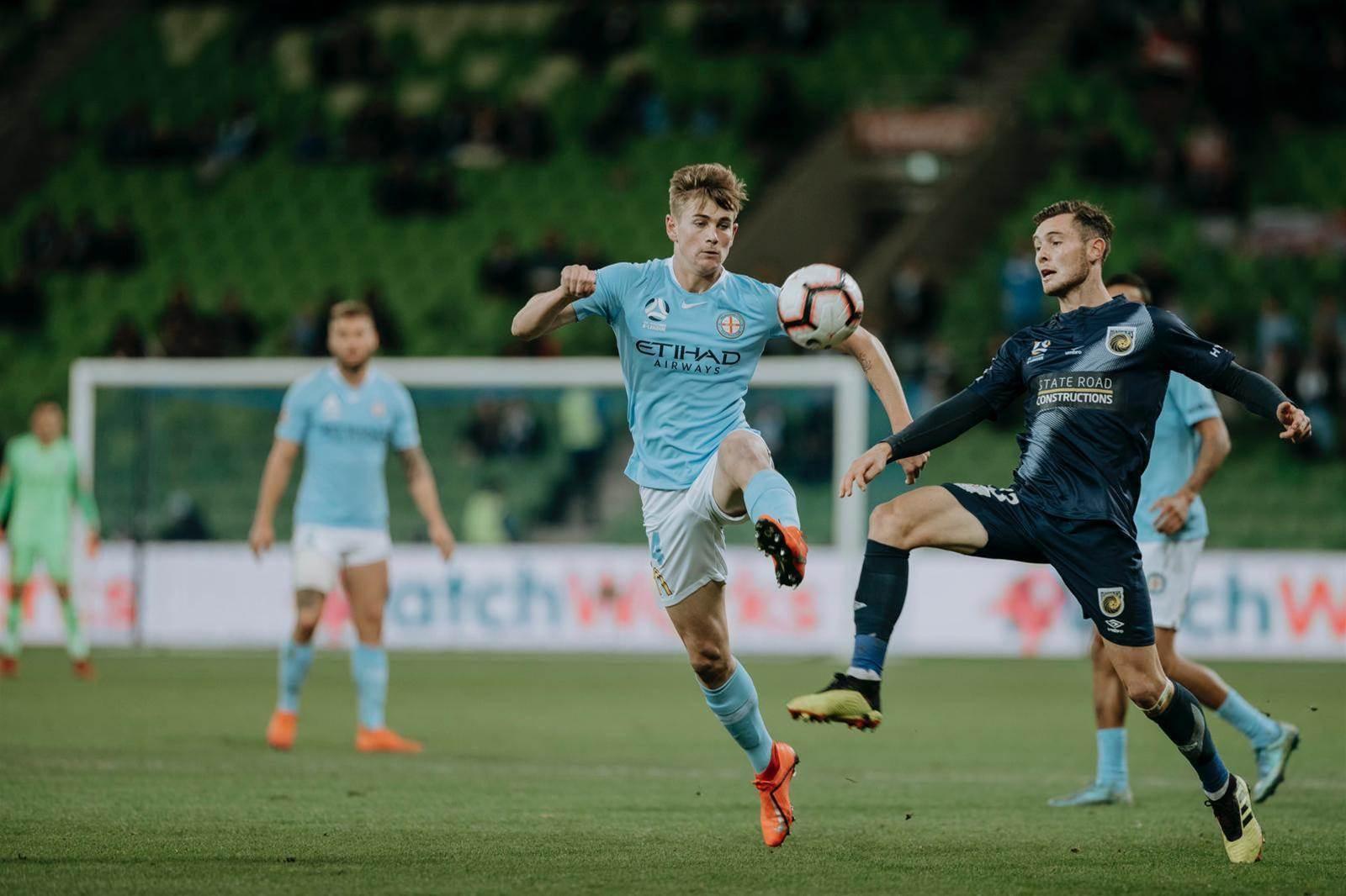 How City's rising star Metcalfe slipped through Jets' net