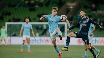 How City's rising star Metcalfe slipped through Jets' net