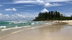 Fatal Shark Attack at Greenmount, Coolangatta