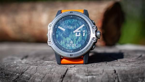 FIRST LOOK: Coros Vertix GPS watch