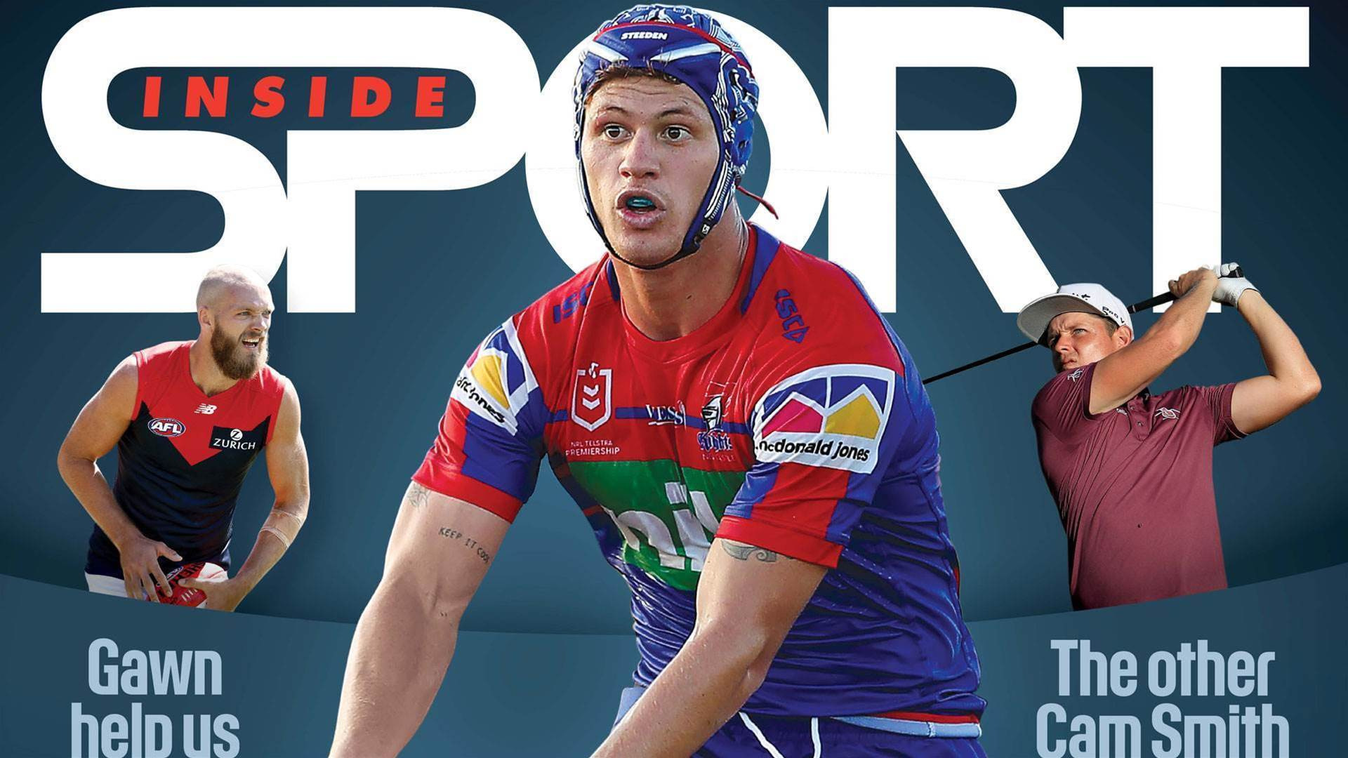 May 2019 edition of Inside Sport on sale now