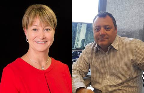 Cradlepoint appoints two new APAC channel execs
