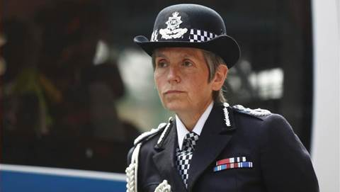 Britain's top cop calls for law on police use of AI
