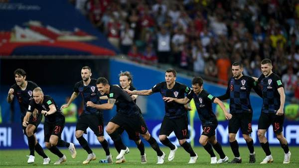 Croatia v Russia player ratings