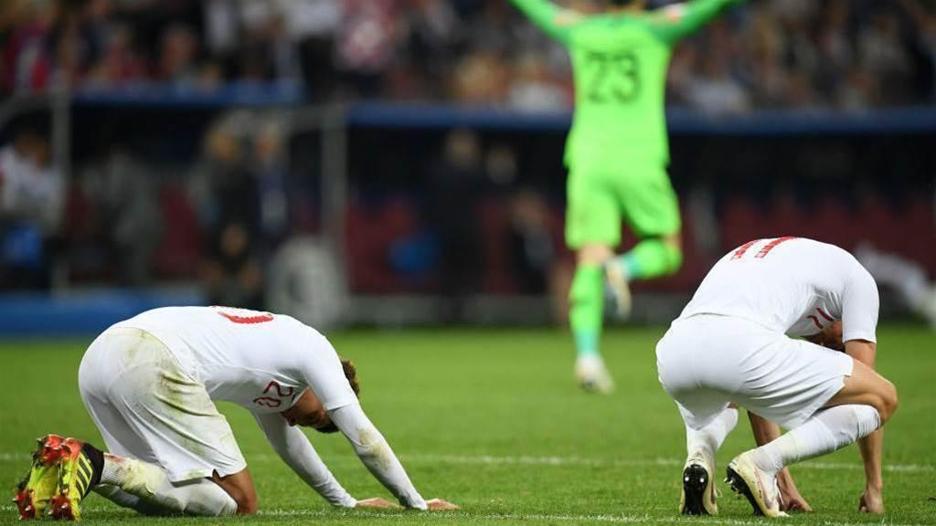 England v Croatia player ratings