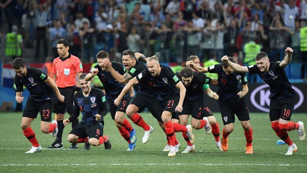 Croatia beat Denmark in penalty shootout to set up Russia Quarter-Final