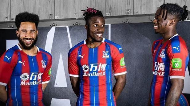 Crystal Palace debut their 2019/20 home strip against Bournemouth on final matchday