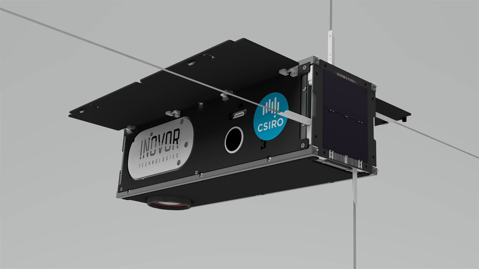 CSIRO prepares to launch cheap nanosatellite pilot