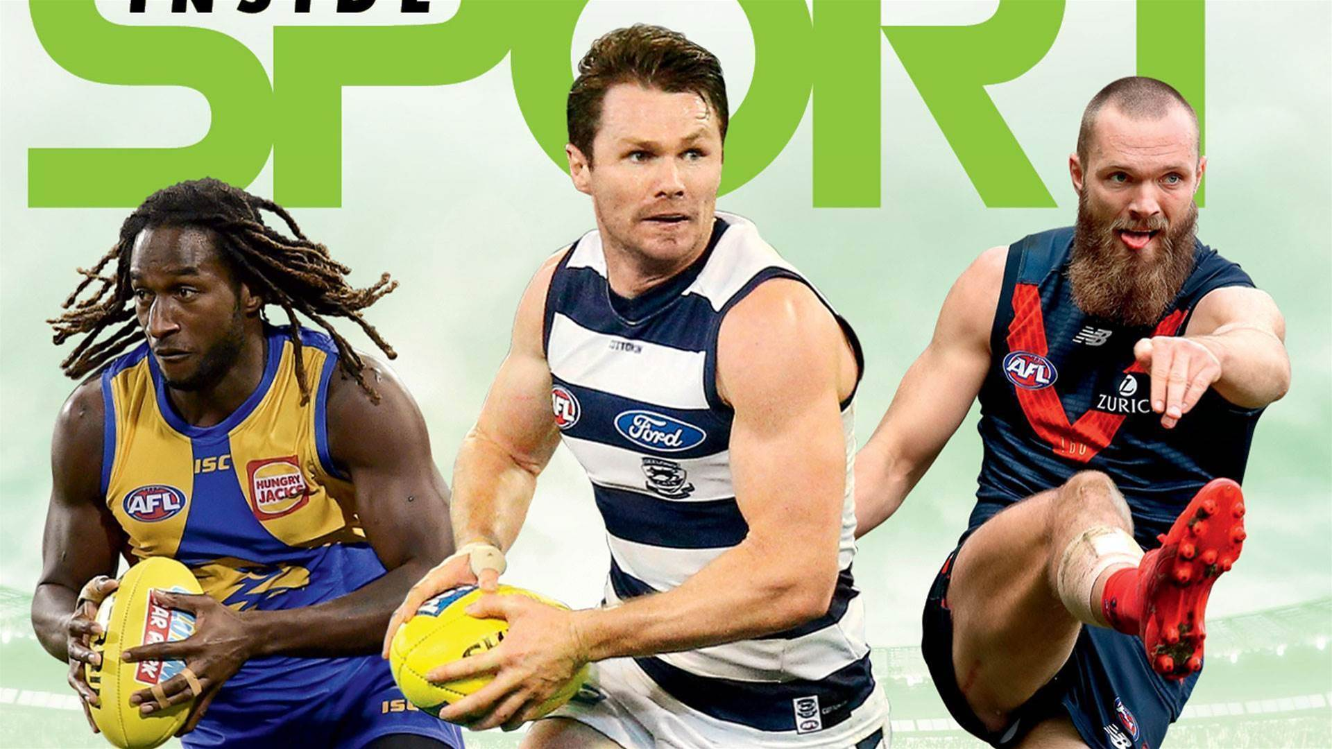 Inside Sport's 2019 AFL season preview edition on sale now