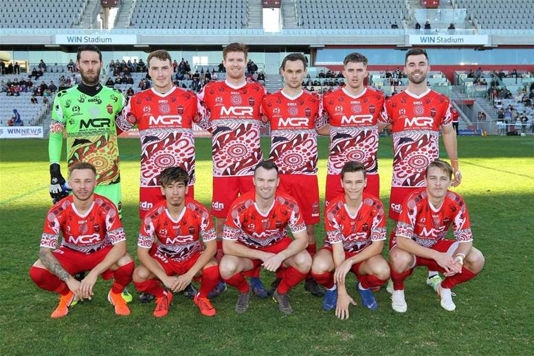 Wollongong Wolves debut NAIDOC kit in NPL Clash