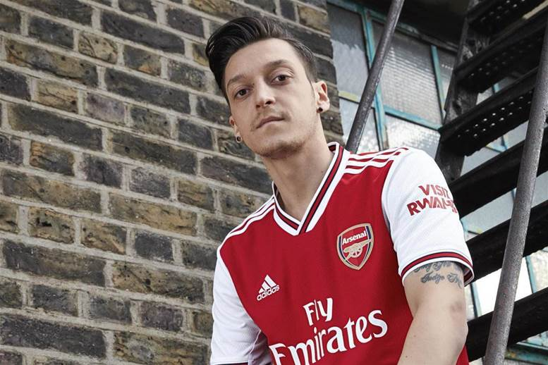 Nice one bruv: Arsenal capture the spirit of North London with kit reveal